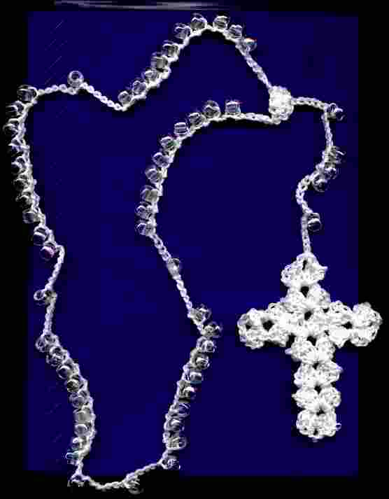 Crochet Patterns For Sale: Crochet Rosaries at CrochetGotta